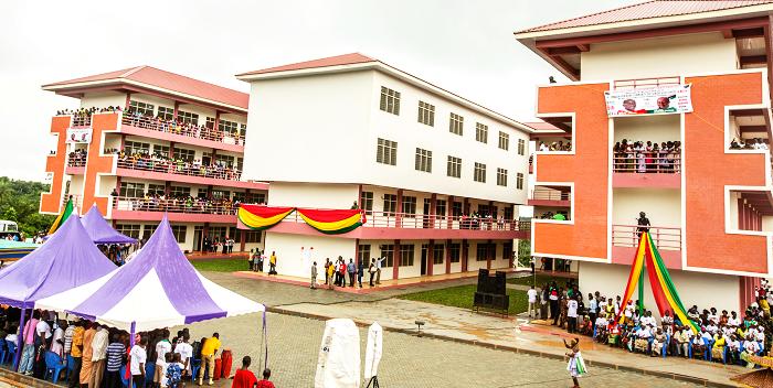 dormaa secondary school