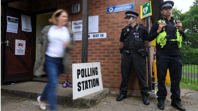 UK voting