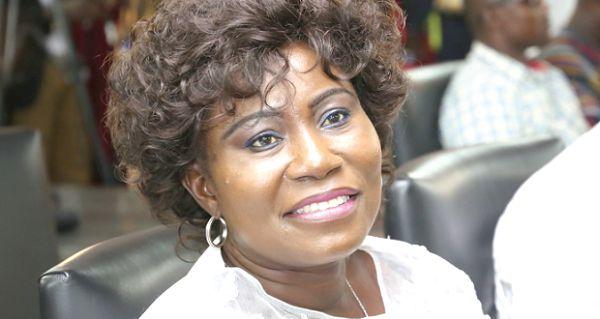 Ms Elizabeth Afoley Quaye