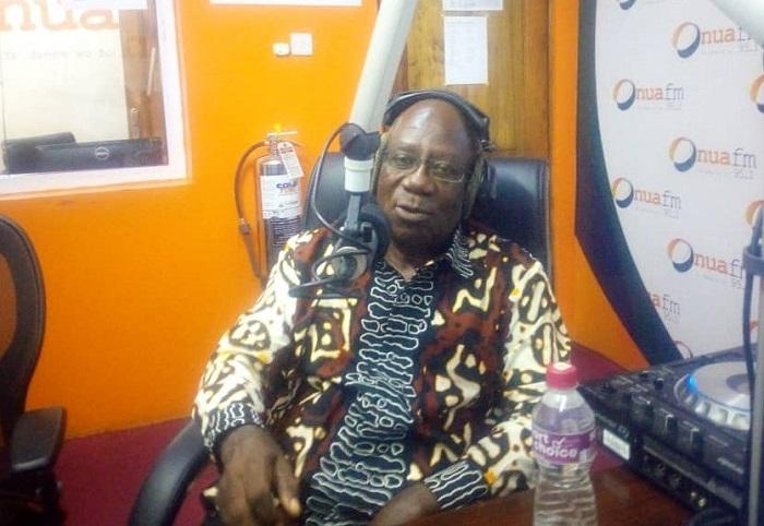 Mr Kwadwo Aboagye Nyanpon, MP for Biakoye Constituency