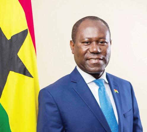 Mr Joseph Boahen Aidoo — Chief Executive of COCOBOD